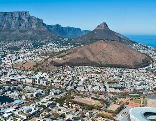 Tour Cape Town and Table Mountain