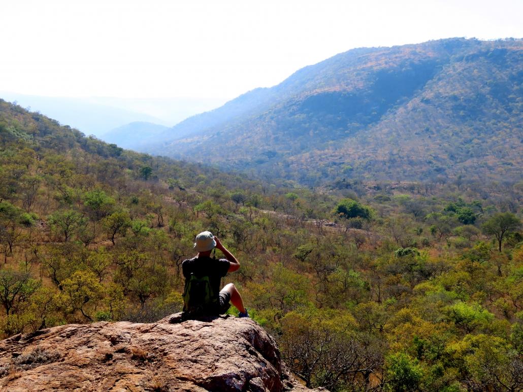 Slackpacking in the Lubombo hills of Eswatini