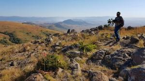 Makungutsha Mountain Summit